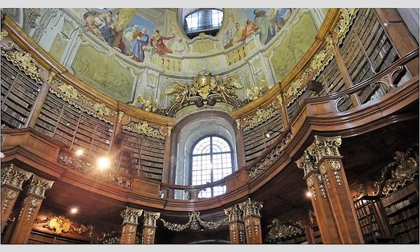 【オンライン】世界の美しい図書館―人間の歴史と世界遺産図書館― 11/28(土)修道院図書館と写本文化 イベント画像2