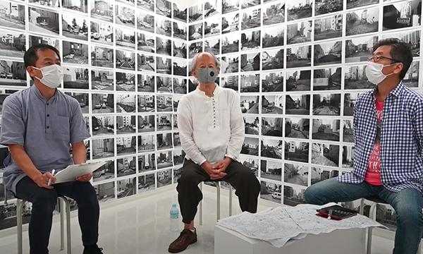 浜昇写真展「VACANT LAND 1989」トーク:浜昇、中谷礼仁、衣笠真二郎