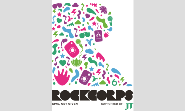 RockCorps supported by JT 速報登録 イベント画像1