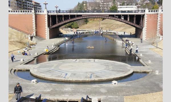 100年前のアーチ橋を水面に移す、姿池をピカピカにしよう! イベント画像1