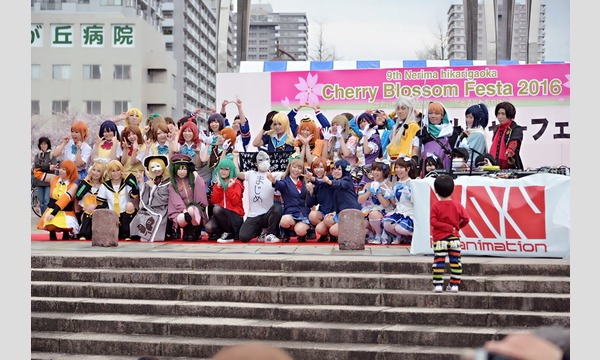 桜満開!ねりま光が丘POPカルチャーフェスタ コスプレイベント(4月1日) イベント画像3