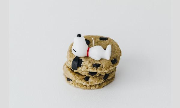 スヌーピーとチョコチップクッキーのキャンドル イベント画像1
