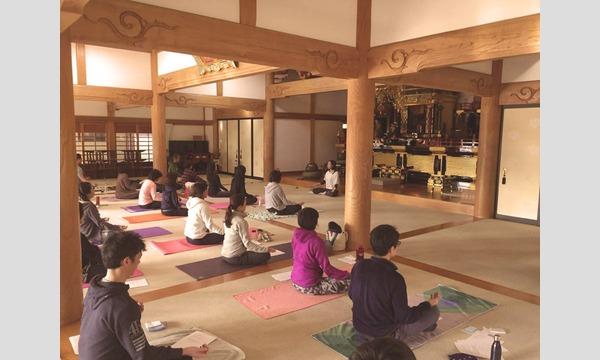 ART YOGA【大人の呼吸法】2017 -梅雨の準備編-@鎌倉「光明寺」 イベント画像1