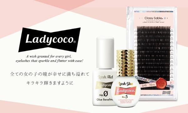 【2020/1/29(水)11時】Ladycocoマツエク商材基礎知識セミナー イベント画像3