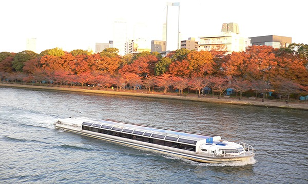 船上ツアー&トーク「水辺における野外演劇の可能性」 イベント画像2