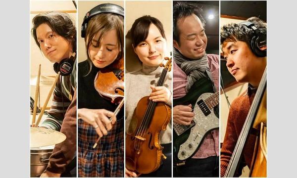 """JazzBar琥珀の""""fiddlasstar"""" @ JazzBar琥珀イベント"""