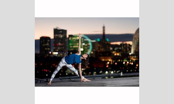 5/8(金)20:30-【MIHO SUKENARI ONLINE 自律神経を整えるブリージングヨガ】 イベント画像1