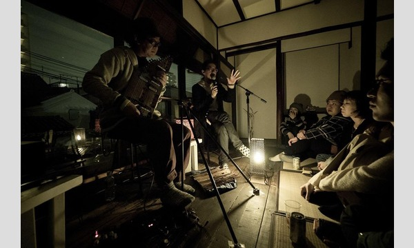 APSU×Hegira Moya「音と怪談 Hawling Ghost Blues in 下北沢」 イベント画像3