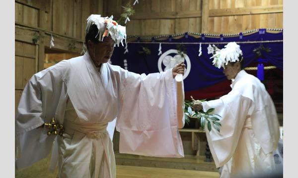 赤阪友昭「基礎から学ぶ伝統芸能「神楽」~星の神・宿神に祈る舞 銀鏡神楽~」 イベント画像1