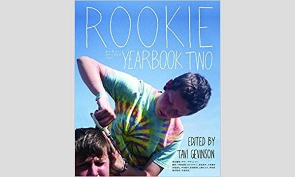 多屋澄礼×MAPPY「私たちのティーンカルチャー」『Rookie Year Book Two』刊行記念 in東京イベント