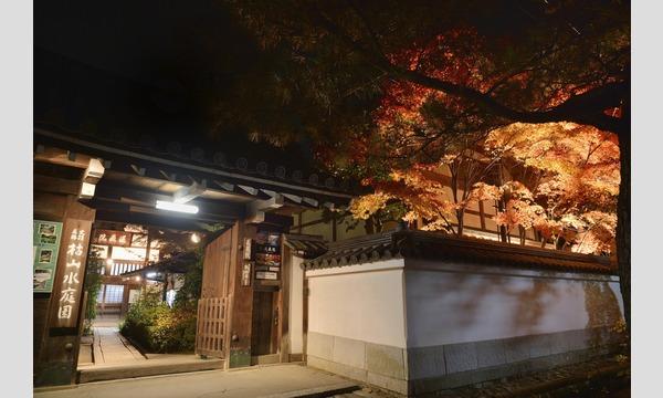 妙心寺退蔵院 夜間特別拝観1 Night Illuminations Tour1  11/30(木) イベント画像2