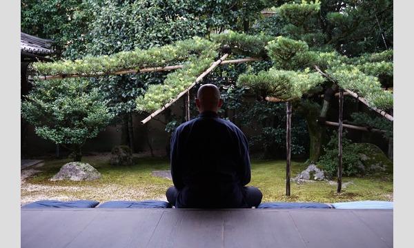 大徳寺大慈院 夜空の坐禅 イベント画像1