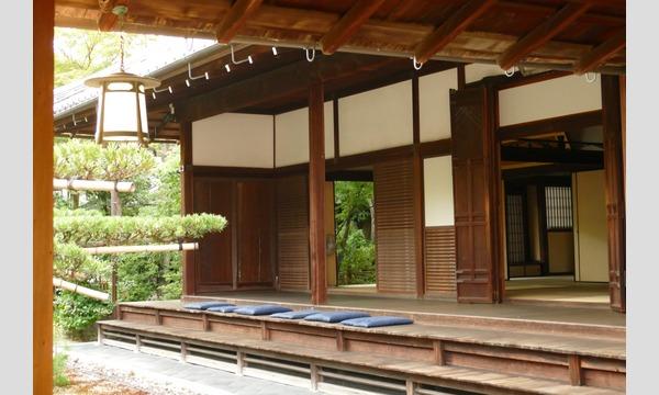 大徳寺大慈院 夜空の坐禅 イベント画像2