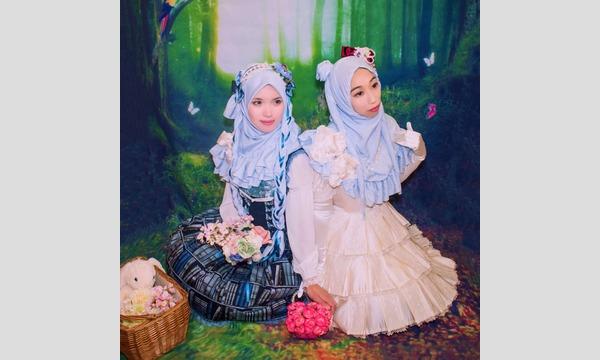 「Kawaii Hijabi Collection」お茶会 イベント画像2