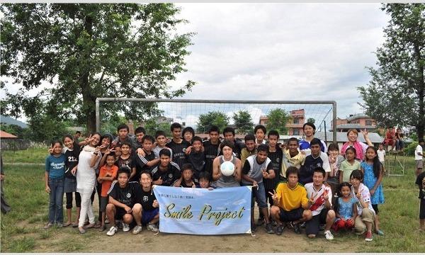 シャダンホウジン パラカップのPARACUP2016 & Smile Project クラウドファンディングレースイベント