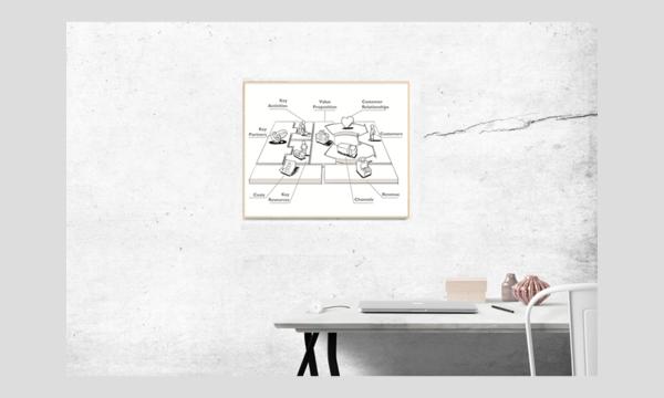 図解ビジネスモデル入門:1枚事業企画書のつくり方・事業構想の描き方ワークショップ[ビジネスモデル・デザインラボ] イベント画像1