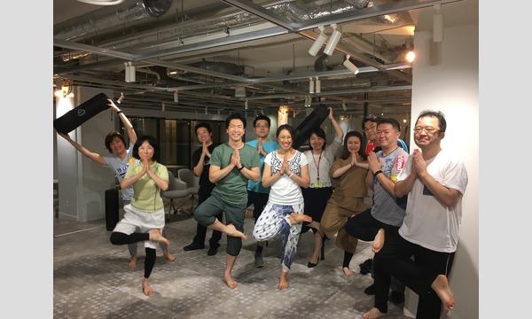 企業向け:古典ヨガレッスン 9/3火曜 イベント画像3