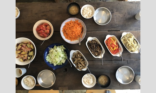 【12/8 19:00- 夜の部】たかはしかよこの「おやさい350サロン」〜日常の食事のバランスをとるおやさい料理体験 イベント画像3
