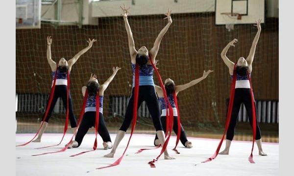 9/14(金)【9月〜教室募集】元新体操日本代表による、こども向け新体操教室 イベント画像1