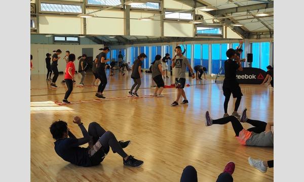 5/23(木)【夜のクラス】動ける身体作りグループトレーニング「PCP Boot Camp」/  中川原彩咲 イベント画像3