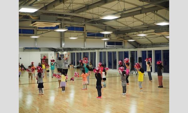 【6月レッスン】チアダンスチーム『TEAM KDSS kids』幼児クラス イベント画像2