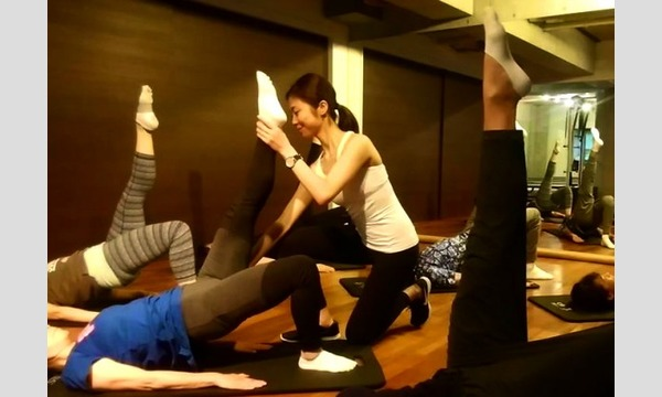 【9月レッスン(4回)午前の部】Pilates Allianceのピラティスで体幹を鍛えましょう! イベント画像1
