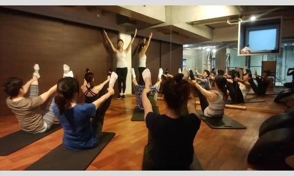 【9月レッスン(4回)午前の部】Pilates Allianceのピラティスで体幹を鍛えましょう! イベント画像2