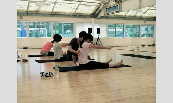 12/13(木)【午前のクラス】Pilates Allianceのピラティスで体幹を鍛えましょう! イベント画像3