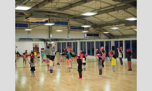 【4月レッスン】チアダンスチーム『TEAM KDSS KIDS』幼児クラス イベント画像2