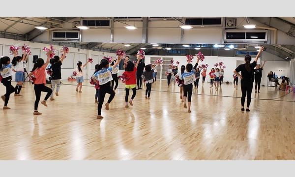 【8月レッスン】チアダンスチーム『TEAM KDSS junior B』小学生中・高学年クラス イベント画像2