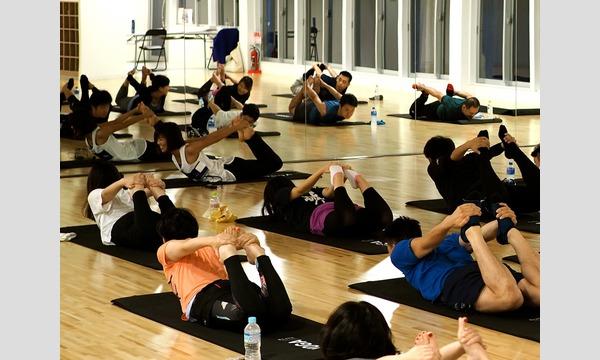 2/12(火)【夜のクラス】Pilates Allianceのピラティスで体幹を鍛えましょう! イベント画像2