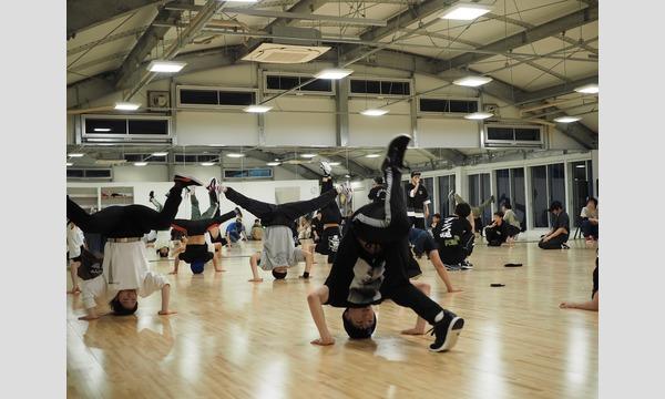 10/16(木)アニソンダンスパフォーマー集団RAB/リアルアキバボーイズDRAGONのブレイクダンス入門JUINOR イベント画像2