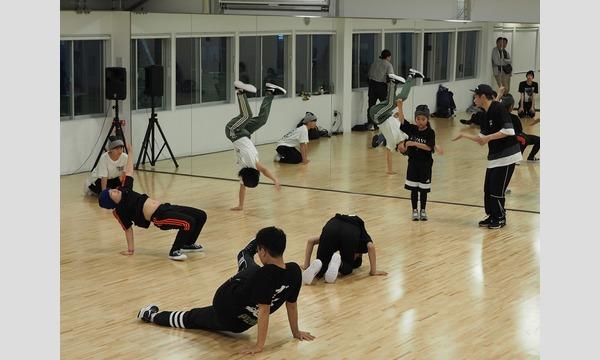 10/16(木)アニソンダンスパフォーマー集団RAB/リアルアキバボーイズDRAGONのブレイクダンス入門JUINOR イベント画像3