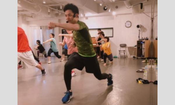 【8/28(水)20時〜】楽しく、そしてガッツリ鍛える!グループトレーニング「BBFitness」 イベント画像2
