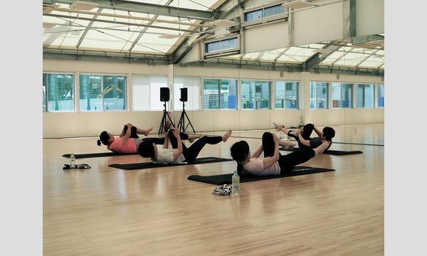3/14(木)【午前のクラス】Pilates Allianceのピラティスで体幹を鍛えましょう! イベント画像2