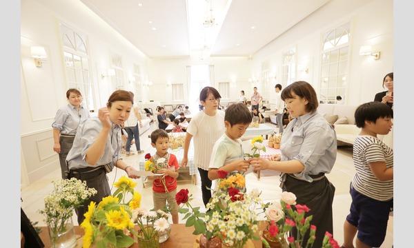 【T&Gキッズプロジェクト2019】仕事体験プログラム~アーククラブ迎賓館(福山)~ イベント画像2