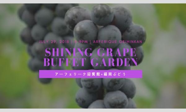 Shining Grape BuffetGarden ぶどうビュッフェParty イベント画像1