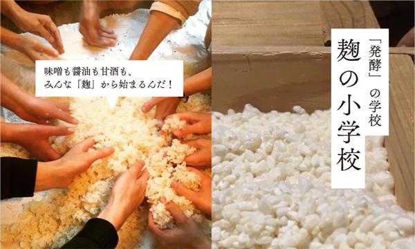 醤油サミット関連イベント/なかじの「1日麹の小学校」 イベント画像1