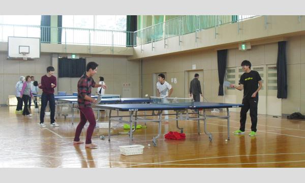 オリンピック選手と試合ができる! 卓球大会 in 幕張 イベント画像2