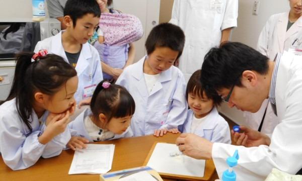 小学生職業体験「こども薬局」@コスモス調剤薬局新瑞橋店 イベント画像2