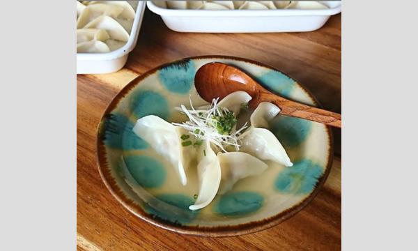 和食バルemma.の夏だ!餃子だ!!餃子を楽しむ!ワークショップイベント