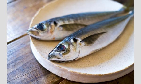 和食バルemma.の魚をさばこう!三枚おろしに挑戦&なめろうを楽しむワークショップイベント