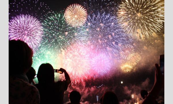 6/2(日) 花火クルーズ〔横浜・開港祭〕ビームスペクタクルinハーバーを船上から楽しむ!(乗合/セレブリティプラン) イベント画像2
