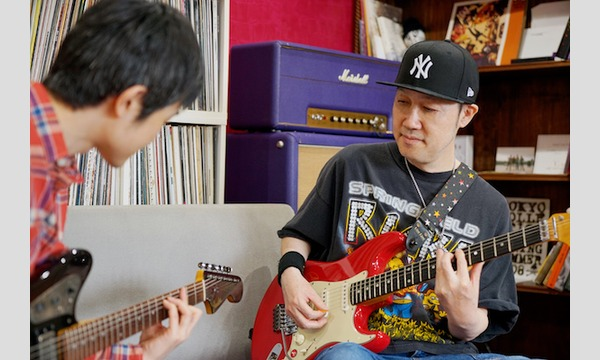 Master Score「平川達也 LINDBERGギタースコア クリニック」 イベント画像2