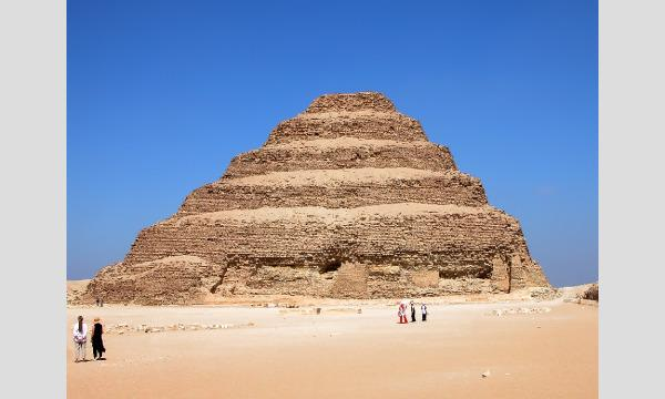 お部屋から世界最古の階段ピラミッドオンライン配信LIVEツアー イベント画像3