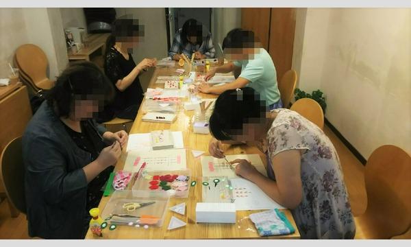 江戸つまみ細工で作る『金菊のくし』銀座教室 1Day Lesson イベント画像3
