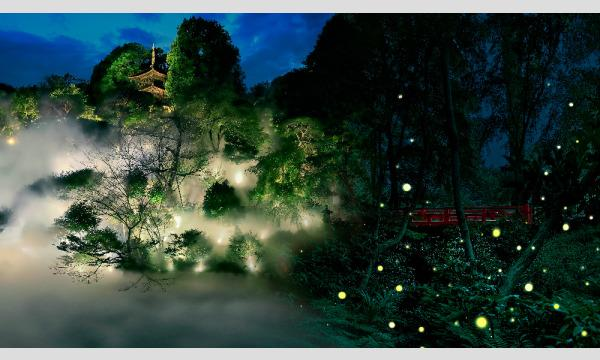 ホテル椿山荘東京 庭園入場券【6月】 イベント画像1