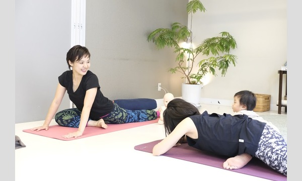 4/30(木)ママのためのヨガ/小中千恵 イベント画像1