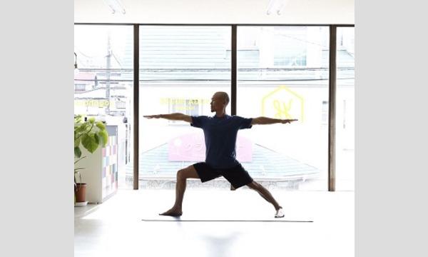 12/1(金)身体表現の即興ワークショップ~「今の瞬間を生き、表現すること」~/鈴木修一郎 イベント画像2
