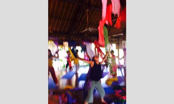 ホリスティックラウンジの7/26(金)ダンス・アウェアネス Inspired by 'VIBRANCE'/井出伸之介×桑原りえイベント